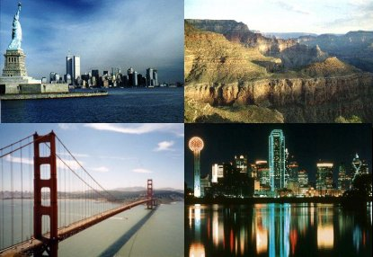 tours in usa